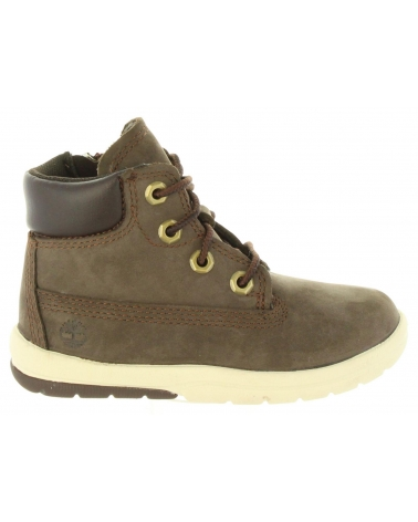 Botines de Niño y Niña TIMBERLAND A1JVG TODDLE DARK BROWN
