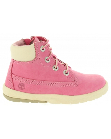 Botines de Niña TIMBERLAND A1MH4 TODDLE MEDIUM PINK