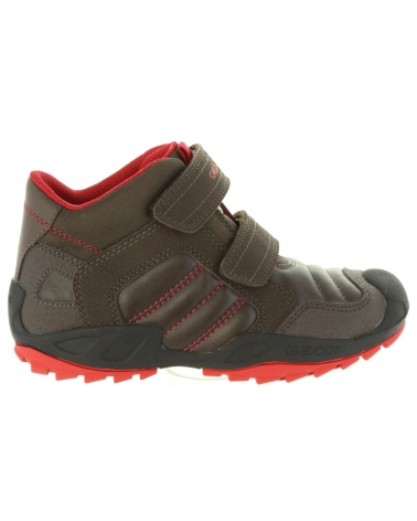 Botines de Niño GEOX J841VC 054CE J SAVAGE C0911 COFFEE-RED