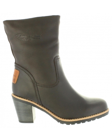 Botas de Mujer PANAMA JACK CANNES IGLOO TRAVEL B1 NAPA GRASS MARRON