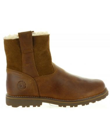 Botas de Niño y Niña TIMBERLAND CA14HR CHESTNUT LIGHT BROWN