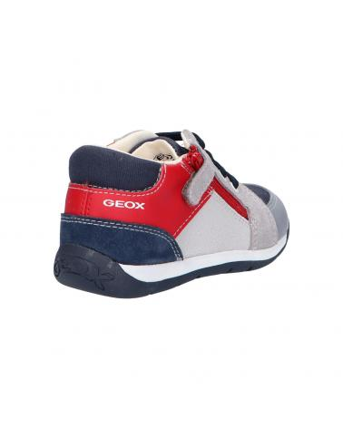 Zapatos de Niño GEOX B820BB 02210 B EACH C0665 GREY
