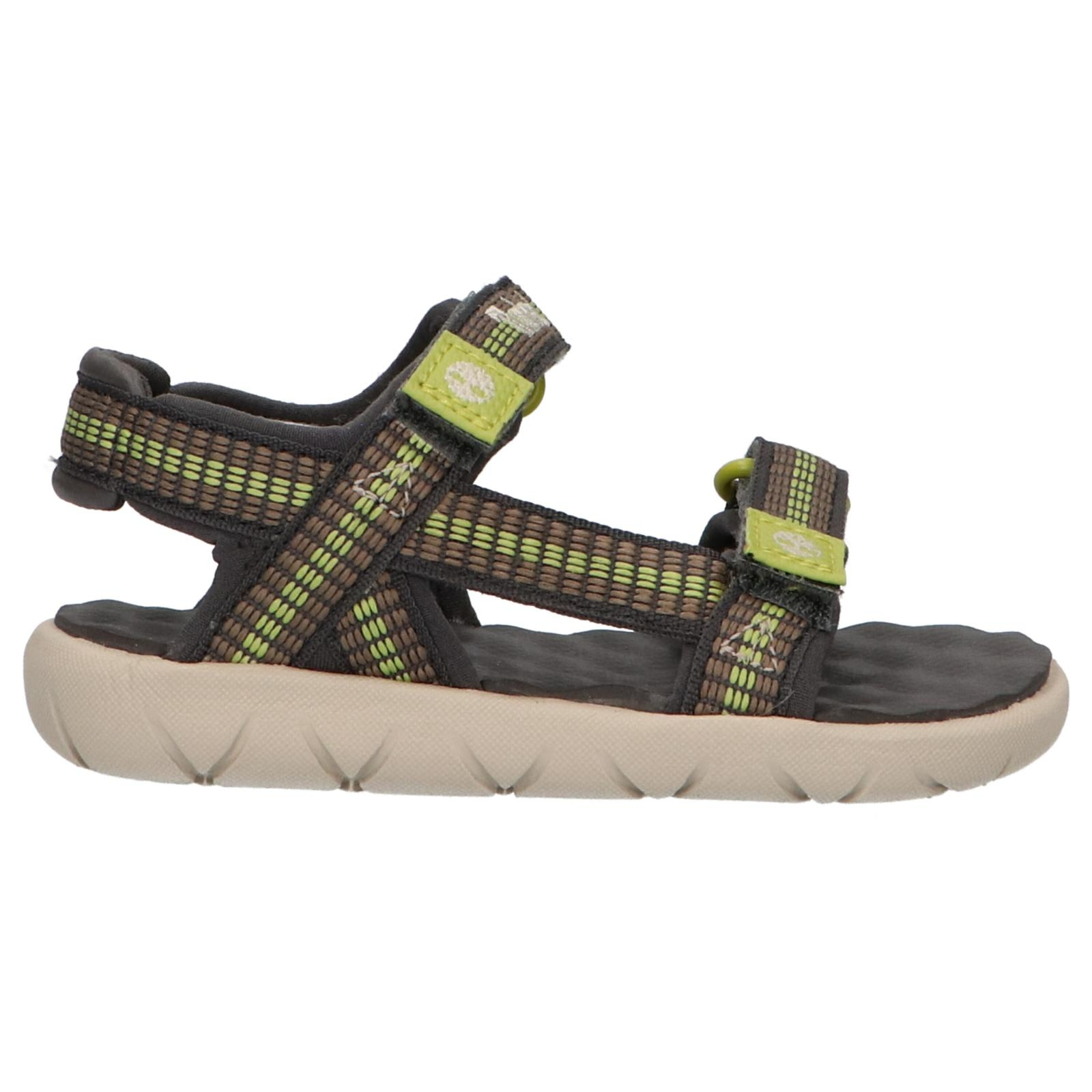volume large factory price big collection Sandals-girl-TIMBERLAND-A1PW4 PERKINS-BRINDLE Size 22