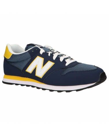 Men Sports shoes NEW BALANCE GM500CPS MARINO