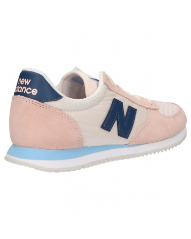 Chaussures casual femme New Balance WL220AA Beige Rose