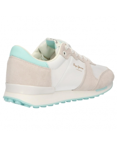competitive price 8456b 3b856 Women Sports shoes PEPE JEANS PLS30861 BIMBA 800 WHITE