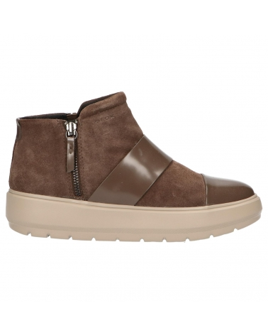 Zapatos GEOX  de Mujer D84ANE 022BC D KAULA C6004 CHESTNUT