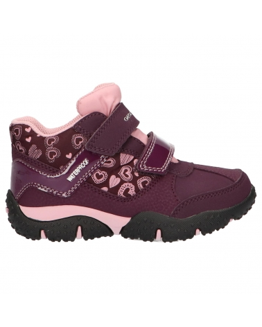 Inmundicia Fuera de si  Sports shoes for girl GEOX J942VB 0FUCE J BALTIC C8224 PURPLE Size 35