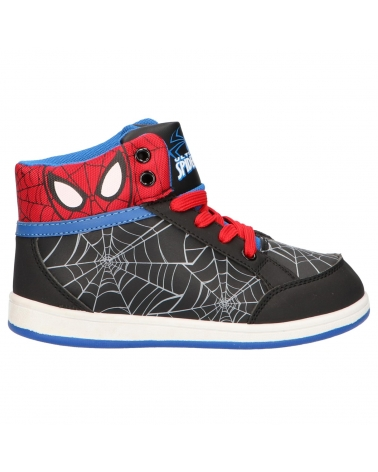 Zapatillas deporte Spiderman  de Niño SP004070-B2500 BLACK