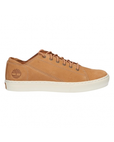 fecha varilla concepto  shoes for man TIMBERLAND A1YFZ ADVENTURE MEDIUM BEIGE NUBUCK Size 45