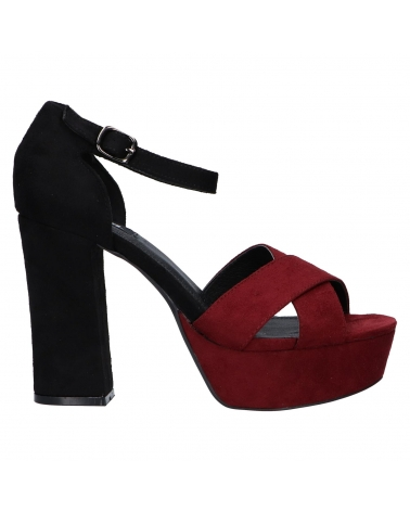 Sandalias MTNG  de Mujer 58897 C48484 JOIN NEGRO