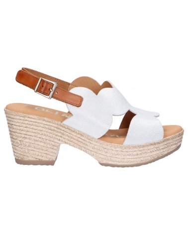 Sandalias OH MY SANDALS  de Mujer 4698-CR1CO CRISTAL BLANCO COMBI